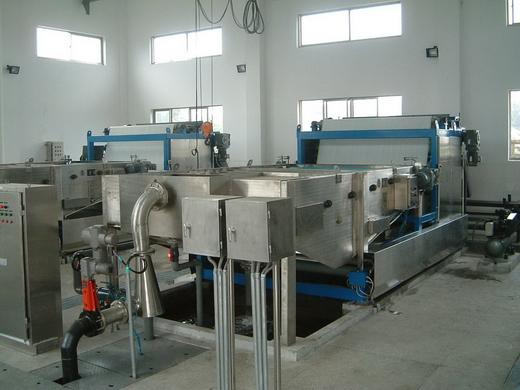 DNY型带式浓缩压滤机